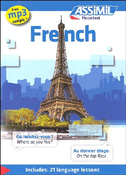 Assimil Phrasebook: French (Assimil Language Learning Method)
