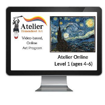 Atelier Online Art Curriculum - Enriched Level 1