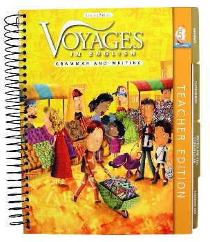 Voyages in English 2011 Grade 5 Teacher