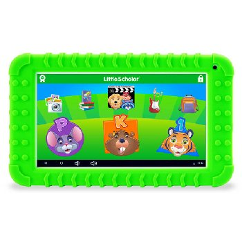 Little Scholar Educational Tablet with Bumper