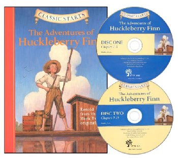 Adventures of Huckleberry Finn (Classic Starts Audio)