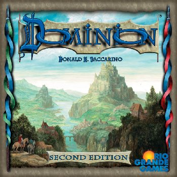 Dominion Game Second Edition