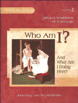 Who Am I? (And What Am I Doing Here?) Volume 2