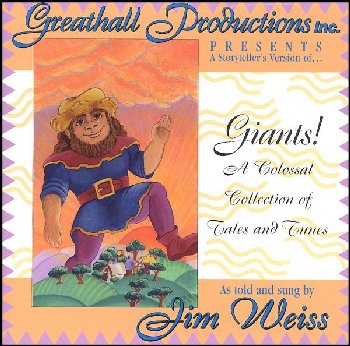 Giants! A Colossal Collection of Tales and Tunes