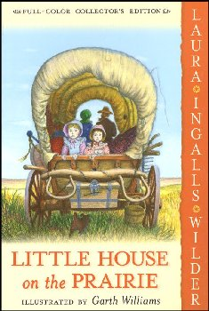 Little House on the Prairie (Full Color Collection)