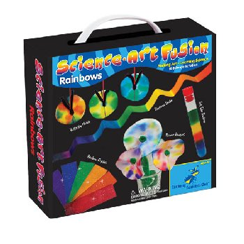 Science-Art Fusion Rainbows Kit