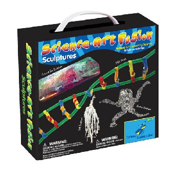 Science-Art Fusion Sculptures Kit