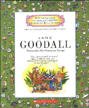 Jane Goodall (Getting to Know the World's Greatest Inventors & Scientists)