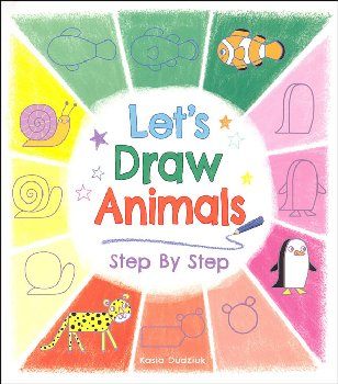 Let's Draw Animals Step by Step (Drawing Step by Step)