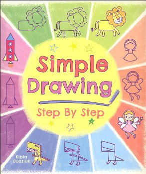 Simple Drawing Step by Step (Drawing Step by Step)