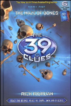 39 Clues Book 1: Maze of Bones
