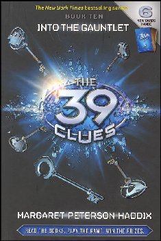 39 Clues Book 10: Into the Gauntlet
