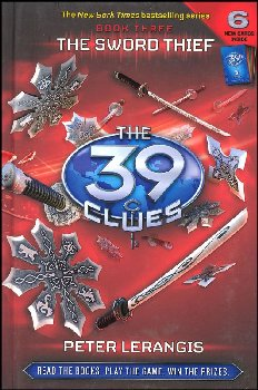 39 Clues Book 3: The Sword Thief
