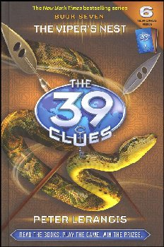 39 Clues Book 7: The Viper's Nest