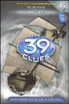 39 Clues Book 9: Storm Warning
