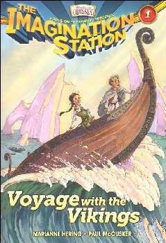 Voyage With the Vikings - Book 1