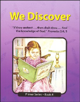 We Discover Primer 4 - 2nd Edition