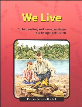 We Live Primer 1 - 2nd Edition