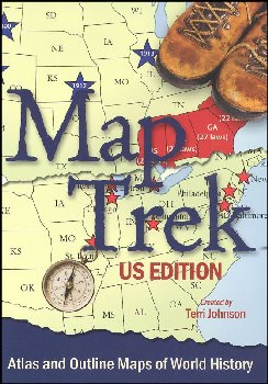 Map Trek: US Edition CD-ROM