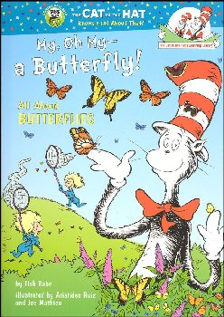 My, Oh My--a Butterfly!: All About Butterflies