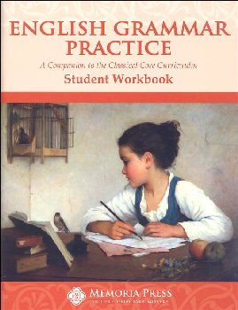 English Grammar Practice Student Workbook