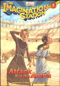 Attack at the Arena - Book 2