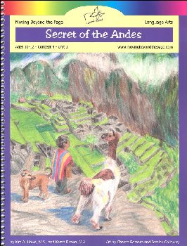 Secret of the Andes Student Directed Literature Unit