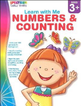 Learn with Me: Numbers & Counting