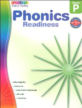 Spectrum Phonics Readiness