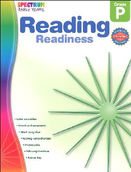 Spectrum Reading Readiness