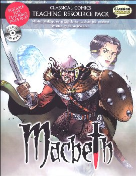 Macbeth Graphic Novel - Teaching Resource Pack