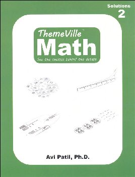 ThemeVille Math Solutions 2