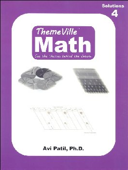 ThemeVille Math Solutions 4