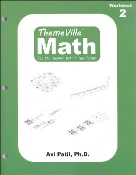 ThemeVille Math Worktext 2