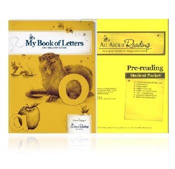 All About Reading Level Pre-Reading Additional Student Material Packet