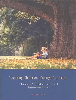 Teaching Character Through Lit Study Guide