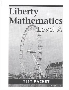 Liberty Mathematics Level A Tests