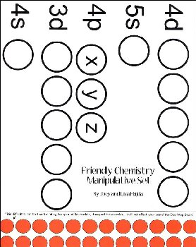 Friendly Chemistry Manipulative Set
