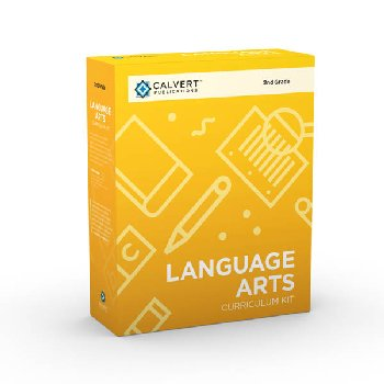 Calvert Language Arts Grade 2 Complete Set
