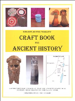 BP Ancient History Craft Book
