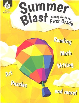 Summer Blast - Getting Ready for First Grade