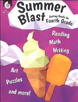Summer Blast - Getting Ready for Fourth Grade