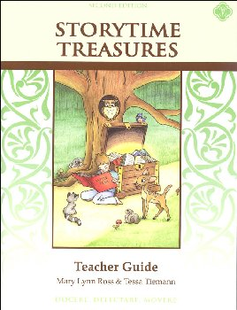 StoryTime Treasures Teacher Guide Second Edition