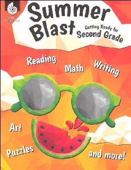 Summer Blast - Getting Ready for Second Grade