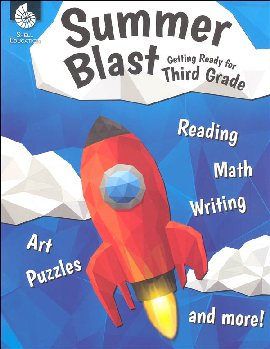 Summer Blast - Getting Ready for Third Grade