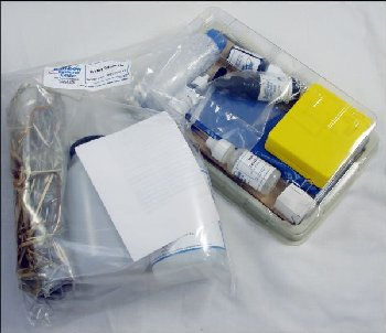 Science Shepherd Biology Lab Kit with Slides