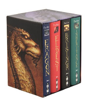 Inheritance Cycle 4-Book Paperback Boxed Set