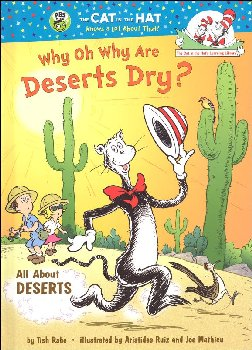 Why Oh Why Are Deserts Dry? All About Deserts