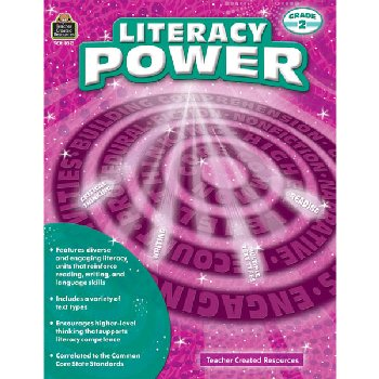 Literacy Power Grade 2