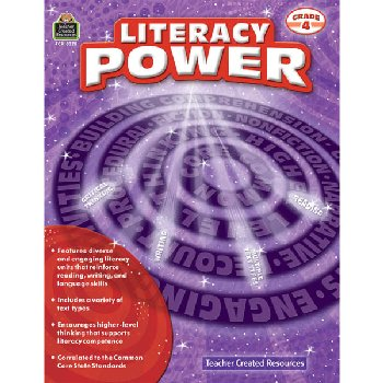 Literacy Power Grade 4